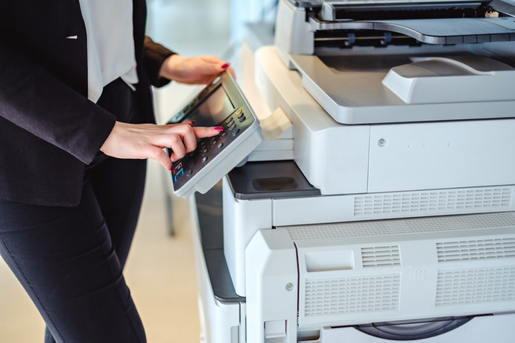 What To Look For When Buying A Business Copier