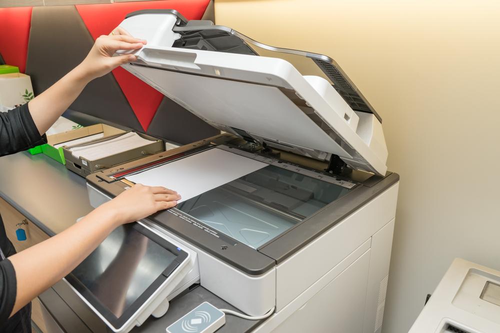 Print Artifacts Printer Rental and Photocopier